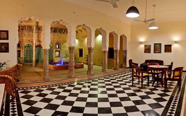 Vivaana Hotel In Shekhawati  India