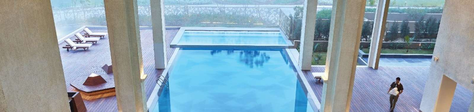 Vivanta by Taj – Dwarka - the best-located luxury hotel for Delhi airport