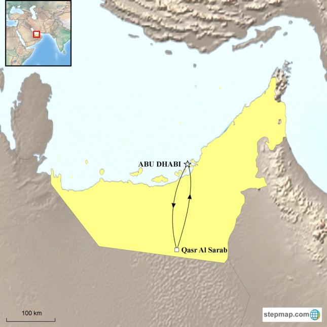 Empty Quarter Tours Oman