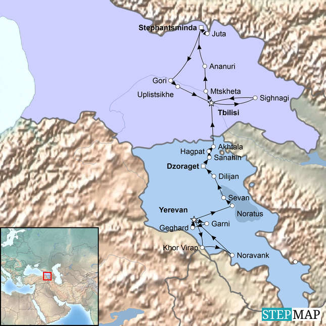 StepMap-Map-Armenia-and-Georgia