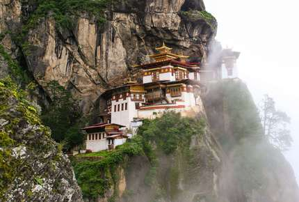 Tailor made holiday combining Bhutan and the Andaman Islands