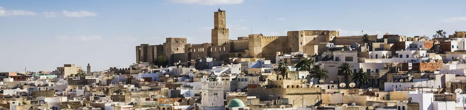 BannerSousseMedinaandKasbahview,Tunisia32694684copy