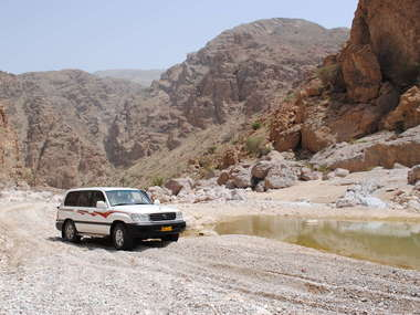 Oman Family Holiday with teenagers is a fabulous action-packed Arabian adventure.