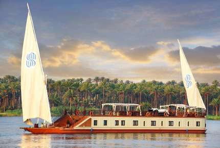 3 Dahabiya Nile Cruise