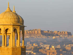 Forts & Palaces of Rajasthan - An in-depth private tour of northern India