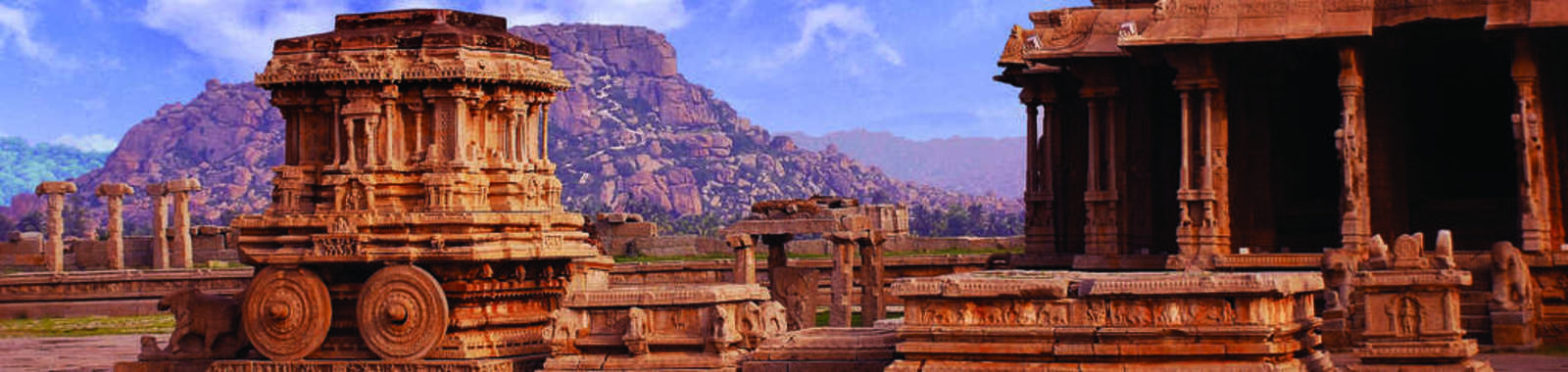 Discover Hampi and the Deccan Sultanates on a tailor made holiday to South India