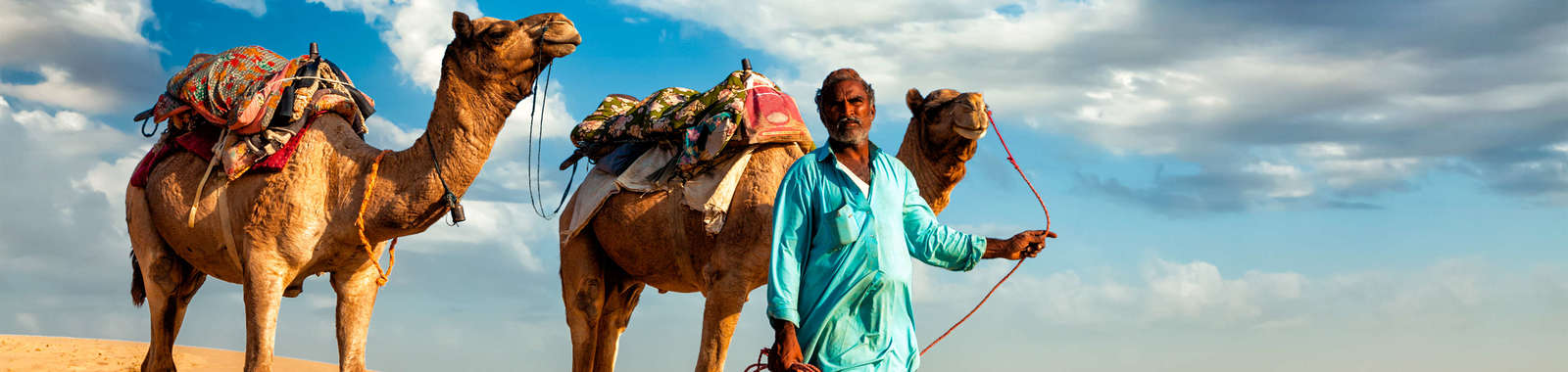 Tailor made holiday to Pushkar Camel Fair in Rajasthan, India