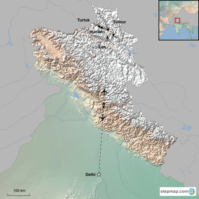 stepmap-karte-ladakh-family-holiday-17477761