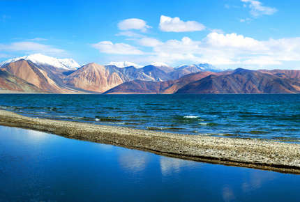 Beautiful scenery is part of a tailor-made holiday to Ladakh