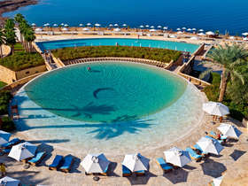 Relax in style by the Dead Sea and discover Jordan's highlights on this week long tour.