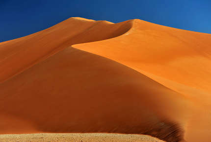 A luxury Empty Quarter tour with time to relax on the beach in Salalah.
