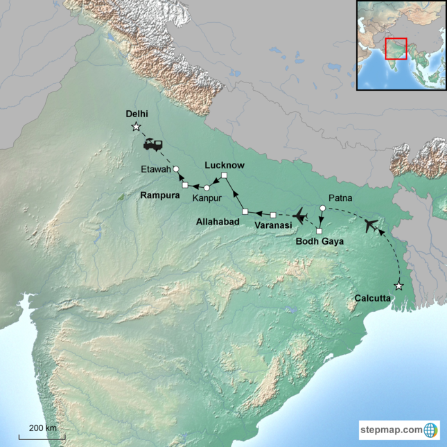 stepmap-karte-slowly-along-the-ganges-1644820