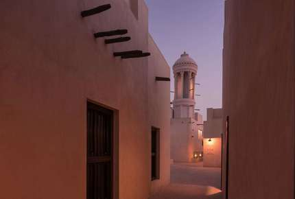 Visit Sharajah's heritage area as part of this off the beaten track tour of the UAE.