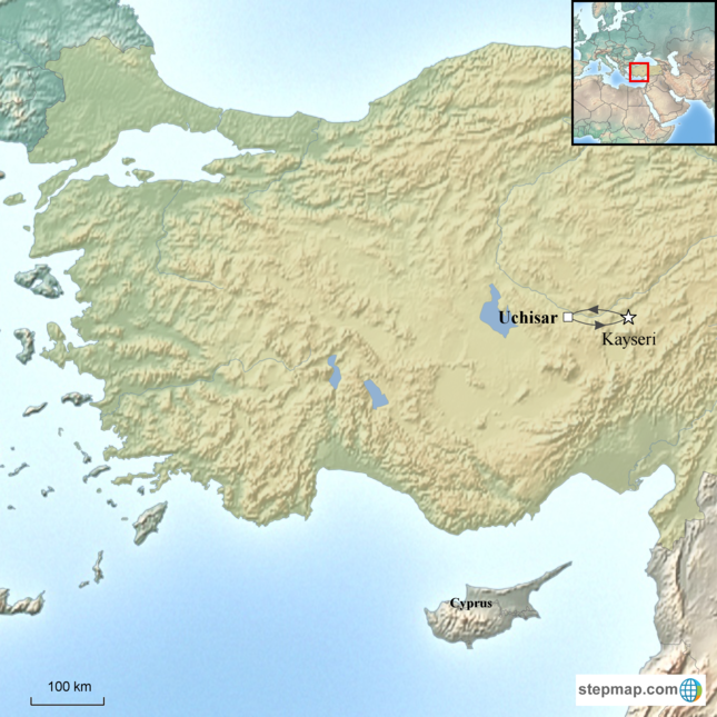stepmap-karte-walking-in-cappadocia-1562661