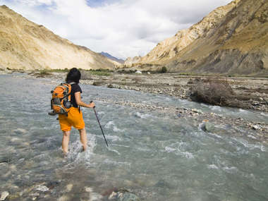 Walking holiday to Ladakh in India
