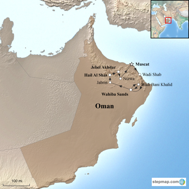 stepmap-karte-walking-in-oman-1492116